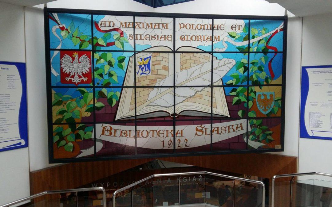 Bibliotekarze w Katowicach